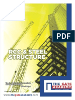 GATE Rcc & Steel Structures Book