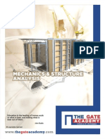 GATE Structural Analysis & Mechanics Book