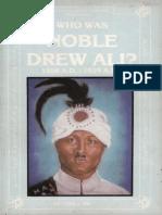 Who Was Noble Drew Ali