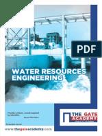 GATE Water Resource Engineering Book