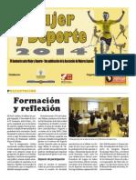 IV Seminario sobre Mujer y Deporte Aspasia 2014