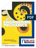 GATE Engineering Mechanics Book