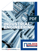 GATE Industrial Engineering Book
