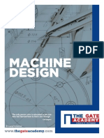 GATE Machine Design Book