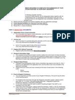 Explorer Checklist 2014 v1