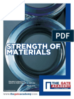 GATE Strength of Materials Book