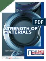 GATE Strength of Materials Book
