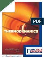 GATE Thermodynamics Book