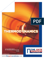 GATE Thermodynamics Book