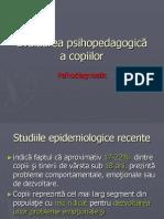 Evaluarea psihopedagogic€ã a copiilor.ppt