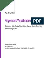 Fingermark Visualisation Manual Presentation IAI Aug 2013