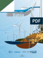 Atlas eólico Bahia-Brasil