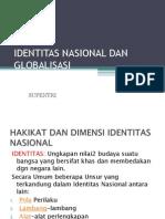 Identitas Nasional Dan Globalisasi