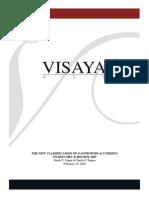 Bouchet&Rocroi 2005 Visaya