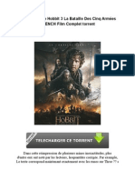 [!Cpasbien!] Le Hobbit 3 La Bataille Des Cinq Armées FRENCH Film Complet Torrent