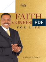 Faith Confessions Life Book