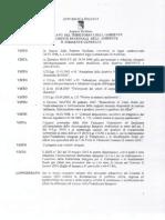 Cannova Gelardi Zuccarello 2010 21 Ottobre Decreto 755 Decadenza 261 20 10 2010 Catanzaro Costruzioni s.r.l. Assoro Enna