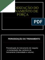 Periodização Do Treinamento de Força