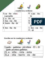 27 Frases Para Ordenar W
