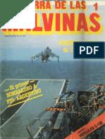 La Guerra de Malvinas 01