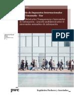 Boletín N° 3 - Impuestos Internacionales - Foro Global sobre Transparencia e Intercambio de Información - Acuerdo multilateral sobre el intercambio automático de información