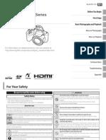 Finepix s8600 Manual En