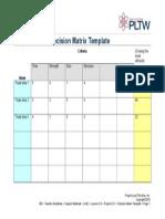 project2 4 1decision matrix template