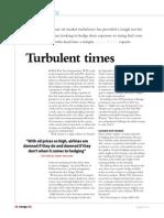 2008 - Turbulent Times