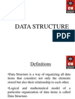 1.1 Basic Data Structure (2)