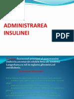 administrarea insulinei (1)