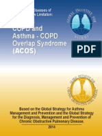 Asthma, COPD and Asthma-COPD Overlap Syndrome (GINA 2014)
