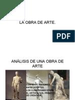 Introducción al análisis artístico
