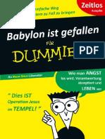 Babylon für Dummies Deutsche Version