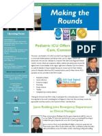 Making the Rounds newsletter - November 17 issue
