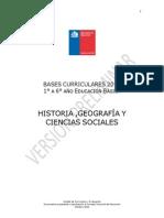 Bases Historia Geografia y Ciencias Sociales