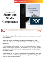 7.Shafts and Shaft Components