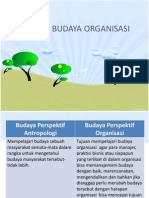 2. Elemen Budaya Organisasi