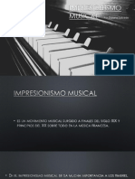 Impresionismo Musical