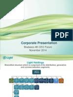 Corporate Presentation - Bradesco 4th CEO Forum
