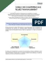 Newsletter - Modelo de Desarrollo de Un Gerente de Proyectos