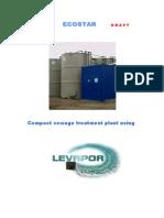 Ecostar - Compact Aer Stp Using Levapor