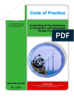 Conducting Diving Operations ACOP