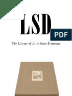 The Library of Julio Santo Domingo