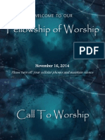 DGBC Slides Nov 16, 2014