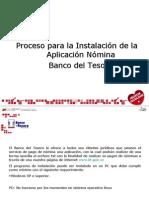 Instalacin Aplicativo Nminas BT