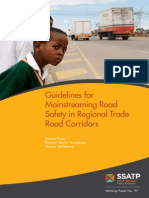 SSATPWP97 Road Safety Guidelines