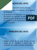 Principio Del Veto