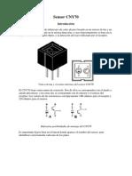 Sensor CNY70.docx