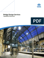Bridge Design Capability Statement