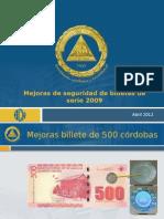Medidas Seguridad Billetes2009